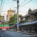 Photos: 江戸時代の雰囲気が漂う新町の通り。