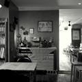 学生街の喫茶店