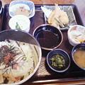 かつら(漁師丼御膳7)