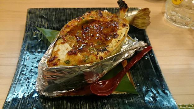 心誠(3)はこふぐの味噌焼
