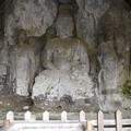 写真: 臼杵石仏 ホキ石仏第二群(4)