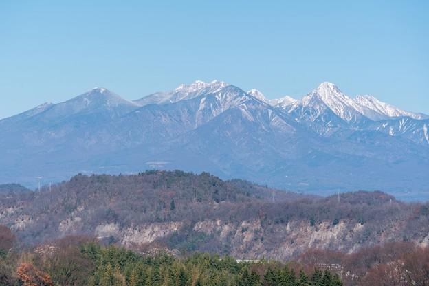 八ヶ岳連峰 (2048x1366)