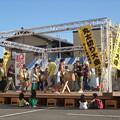 Photos: 丸太切り大会