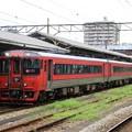赤い特急列車 2