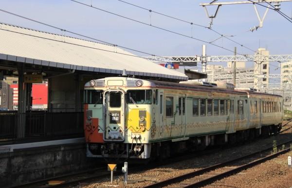Photos: キハ47 下関にて
