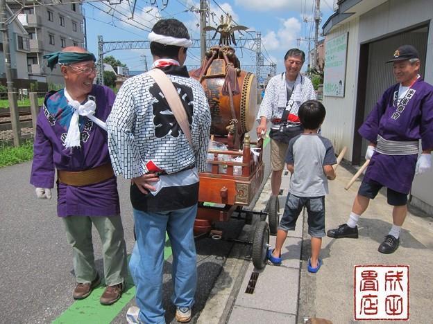 Photos: 太鼓の渡御13