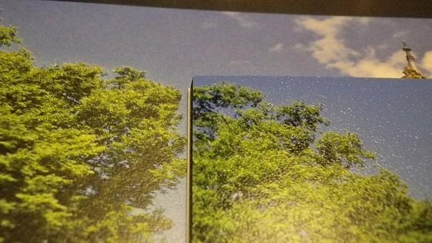 141025-1 フォトブックの画像比較