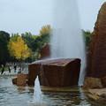 大阪城公園 噴水
