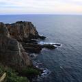 三段壁と太平洋