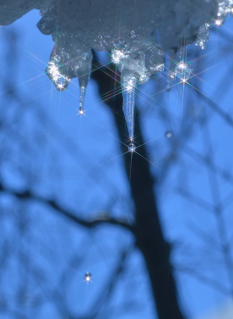 青空と滴 ☆.。.:*・゚ ☆.。.: ☆