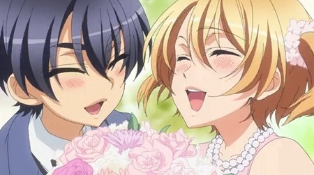 LOVE STAGE!!  第1話「ユメヘノトビラ」