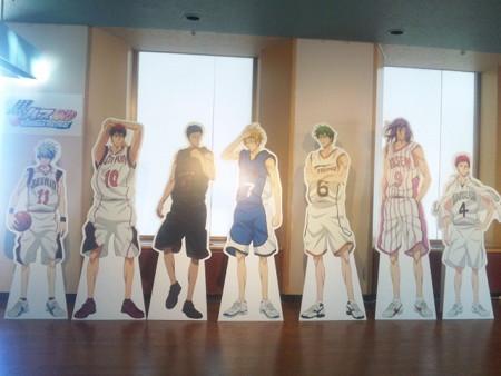 「黒子のバスケ キセキの展望台 inサンシャイン60展望台」に行ってきました!