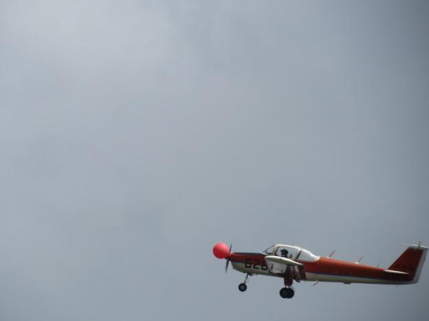 Photos: 風船割り飛行4回目