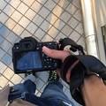 カメラの持ち方