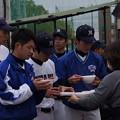 平成28年OB戦 豚汁会