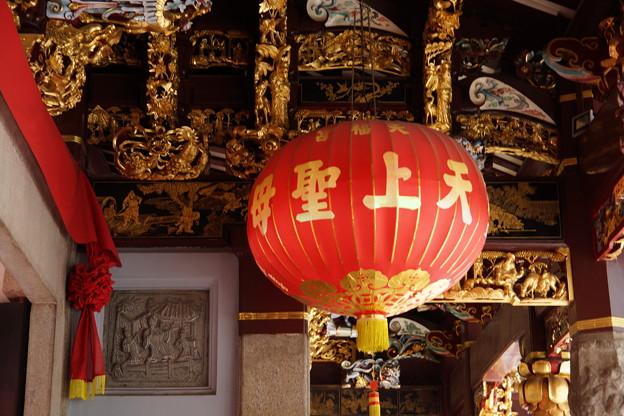 シンガポールの有名な寺院2