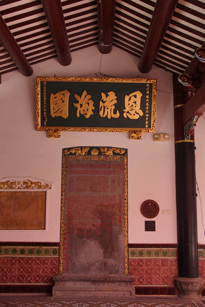 シンガポールの有名な寺院3