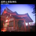写真: 高野山香取神社