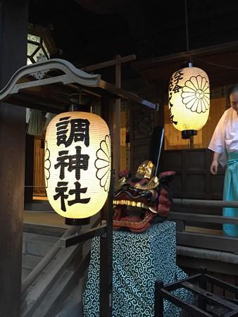 調神社20160111(2)