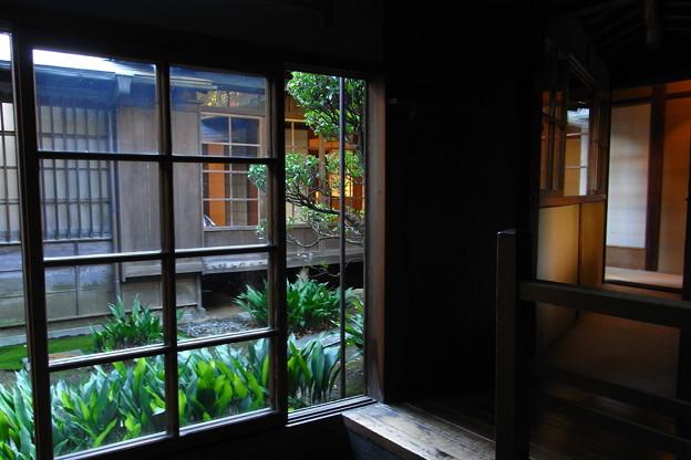 Photos: 湯殿からの庭