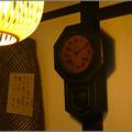 Photos: 止まっていた時計が…