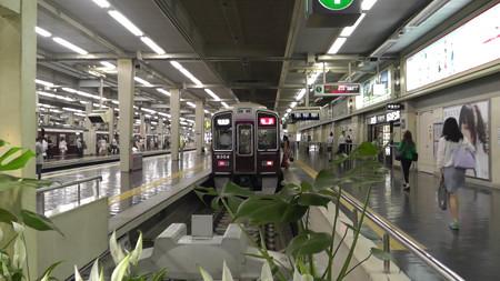 阪急梅田駅の写真65
