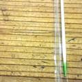 写真: さて問題です。  これは何処の店の爪楊枝でしょうか?  そして爪楊枝の先の色がついているのは何故でしょうか?  分かった人はRT