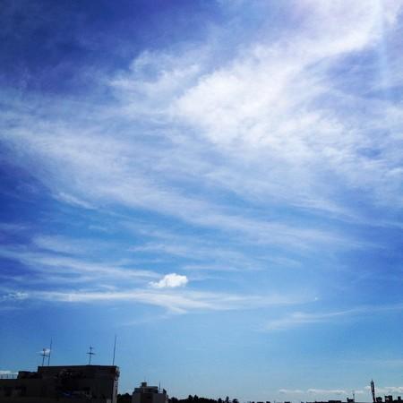 8/15の空