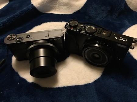 RX100とX70