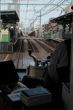 X70_-荒川線_鬼子母神駅-0149