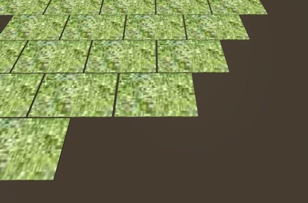 芝生貼り3