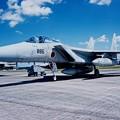 Photos: 百里の第305飛行隊梅組。。F-15J