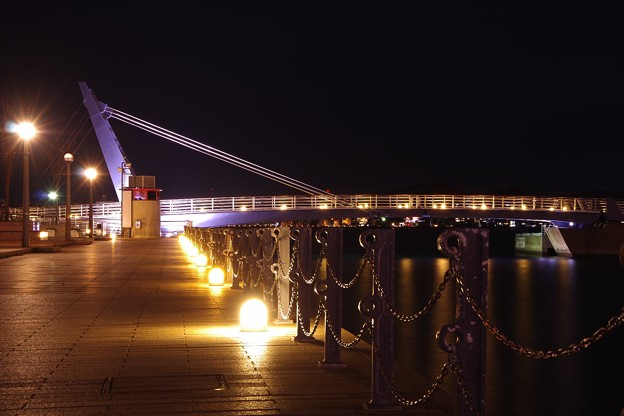 Photos: レトロロマンチック門司港。。夜景 20151121