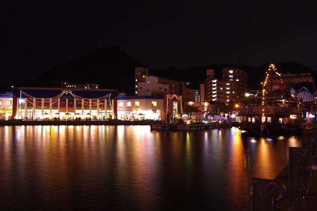 門司港の夜の風景。。20151121