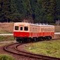 この旅最後の鉄道撮り。。小湊鉄道キハ200。。ローカル線の魅力に。。20151220