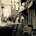 みなとみらいから歩いて。。昼下がりの都橋商店街。。20160207