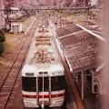 山北止まりの電車。。山北駅 20160402