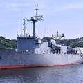 撮って出し。。田浦港にスクラップ待ちの退役艦船。。5月15日