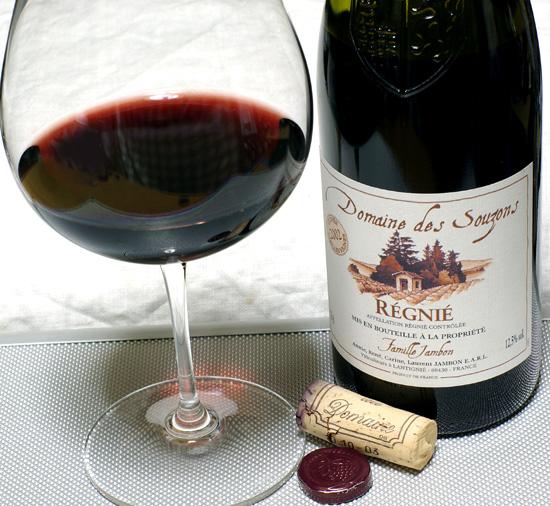 きめ細かでエレガントなワイン