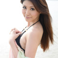岡田智子水着アップ2L