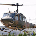 UH-1J着陸