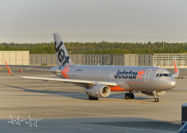 ジェットスターA320