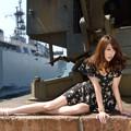 写真: 七海クレーン横座りS