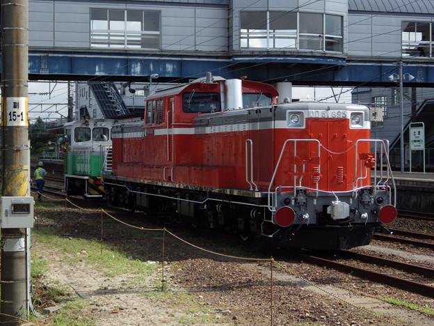 DD51‐895 AT出場 vol.2