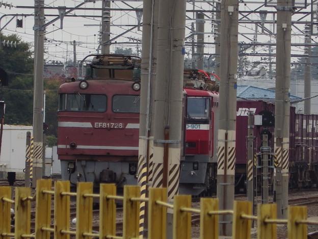 EF81‐726&EH500‐901