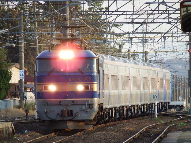 EF510‐506牽引JR北海道キハ261系甲種輸送 vol.2