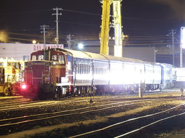秋田臨海鉄道DE10-1250&24系客車『譲渡車両』