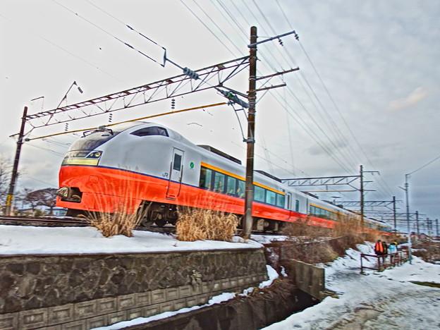 E751系 特急つがる6号