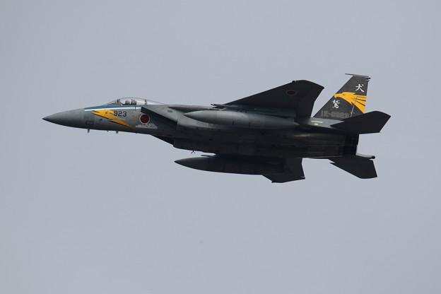 小松基地航空祭 12 第306飛行隊 記念塗装機