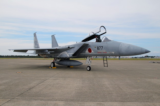 小松基地航空祭 44 第303飛行隊 記念塗装機